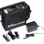 車中泊のポータブル電源【Meltec ( メルテック ) アクティブパワー SG-1000】