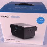 ポータブル電源で人気のAnker PowerHouseを購入、そして開封まで