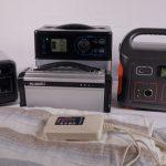 【まとめ】様々なポータブル電源で電気毛布を使った検証結果